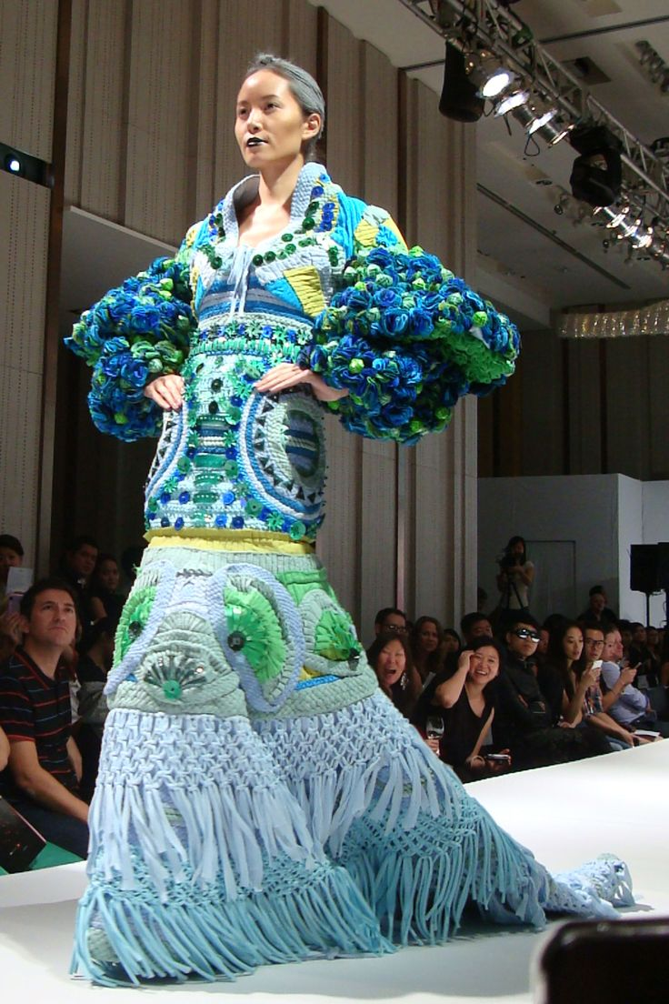 Redress for the Runway - An Eco Fashion Show in 2019 ...