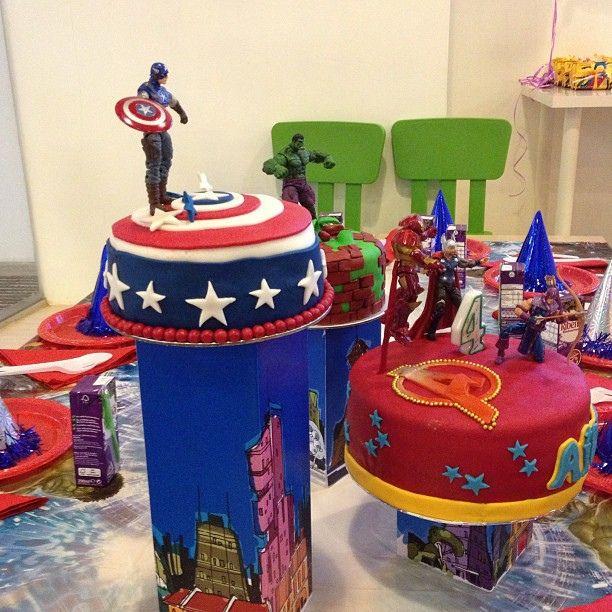 10 best Avengers Birthday Party images on Pinterest Avenger party