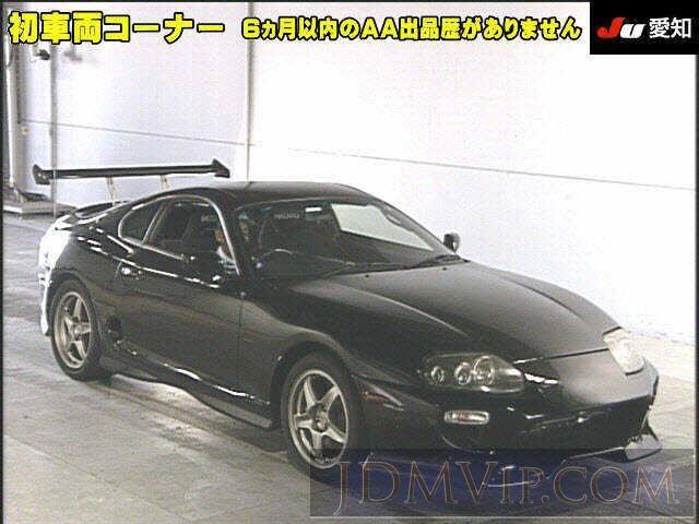 1997 TOYOTA SUPRA RZ JZA80 - http://jdmvip.com/jdmcars/1997_TOYOTA_SUPRA_RZ_JZA80-X21JBJaOk5Vmd8-3801
