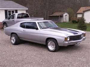 My fav, 72 Chevelle