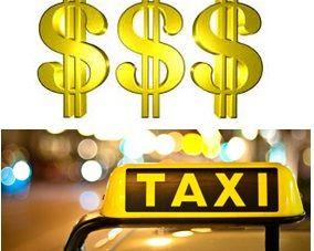 MK Taxi in Brampton -Taxi Rates
