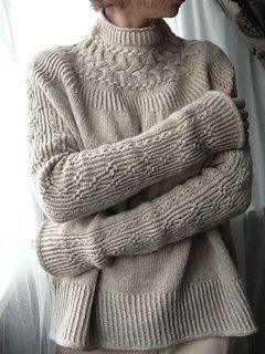 Ravelry: TillaLudmila Bright Sweater