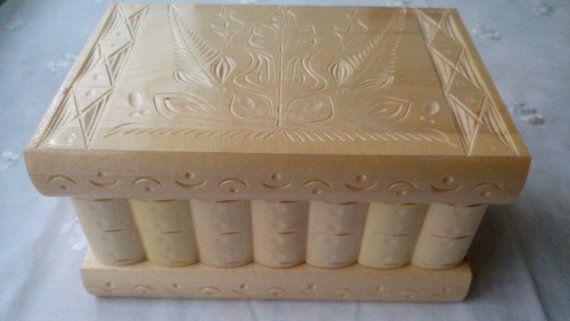 Neuer großer natürlicher hölzerner Schmuck Box magische Box Geheimnis Feld puzzle Feld geheime Feld heikle Feld Handcarved hölzernes Box Wohnkultur perfektes Geschenk