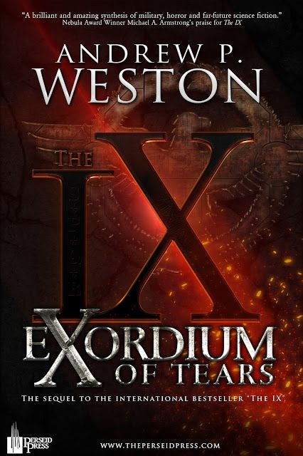 The IX: Exordium ofTears Cover Story   Last week, Idiscuss...