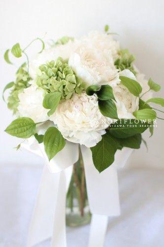 白とグリーン