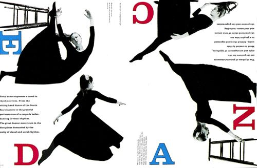 A Bradbury Thompson Westvaco Inspirations publication 1958American Graphic Design by Alki1, via Flickr