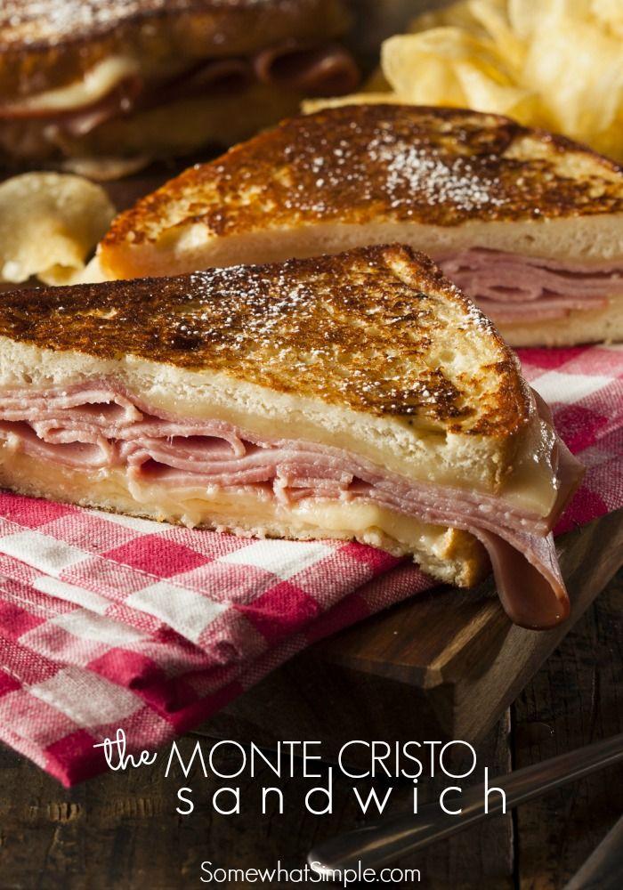 Monte Cristo Sandwich | Vegans, I am and Homemade