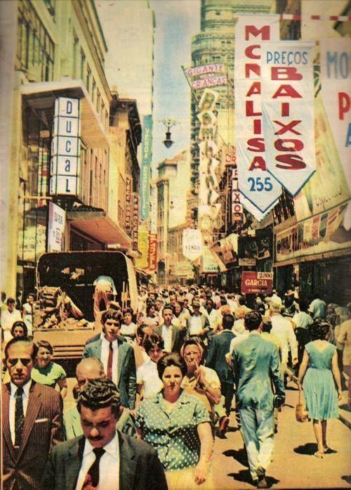 Rua Direita, 1962