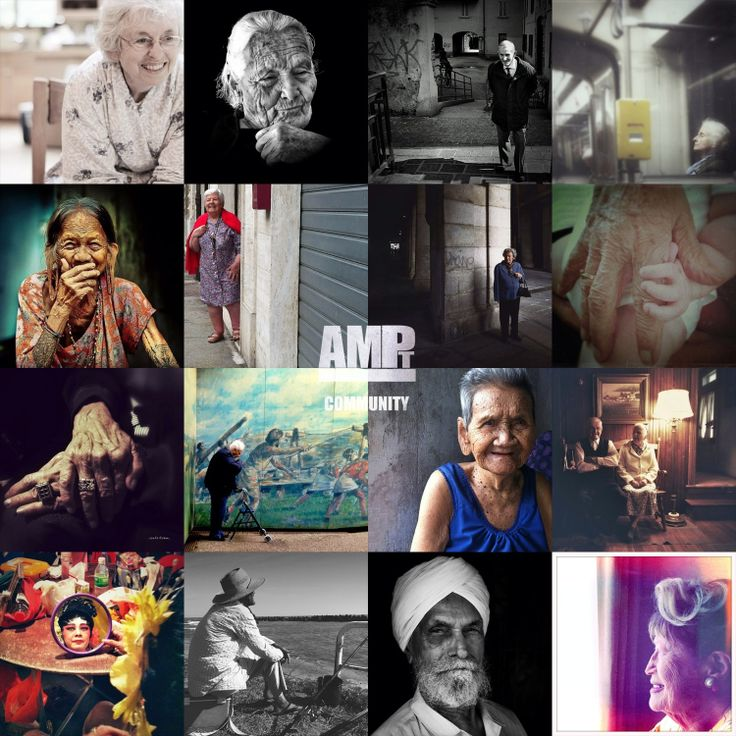 Here are some of the HIGHLIGHTS selected from the AMPt Community BEAUTY OF AGE Photography gallery.