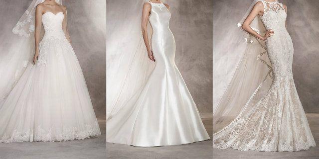 La collezione 2017 di abiti da sposa Pronovias propone una vasta gamma di creazioni raffinate e femminili, modelli per tutti i gusti e, come sempre, realizzati in materiali molto pregiati. Scoprite con noi tutte le novità di questa collezione!