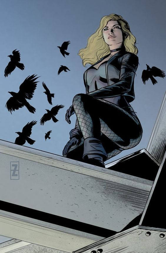 Black Canary - Patrick Zircher