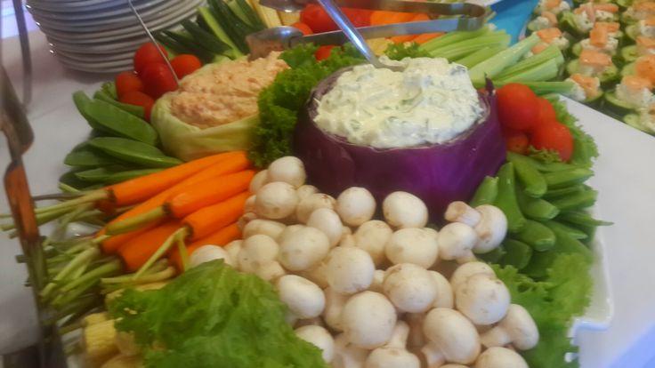 Veggies and Dips