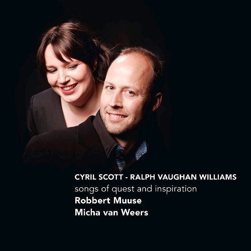 Cyril Scott, Ralph Vaughan Williams: Songs of Quest & Inspiration [CD]