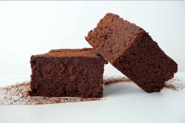 Protein brownies for Chrissy