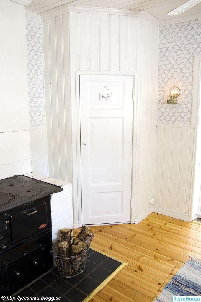 Resan till ett lantligt vitt kök - Ett inredningsalbum på StyleRoom