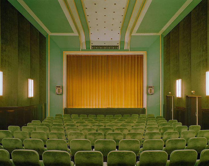 Sylvia Ballhause:  Cinema Atrium, Nürnberg