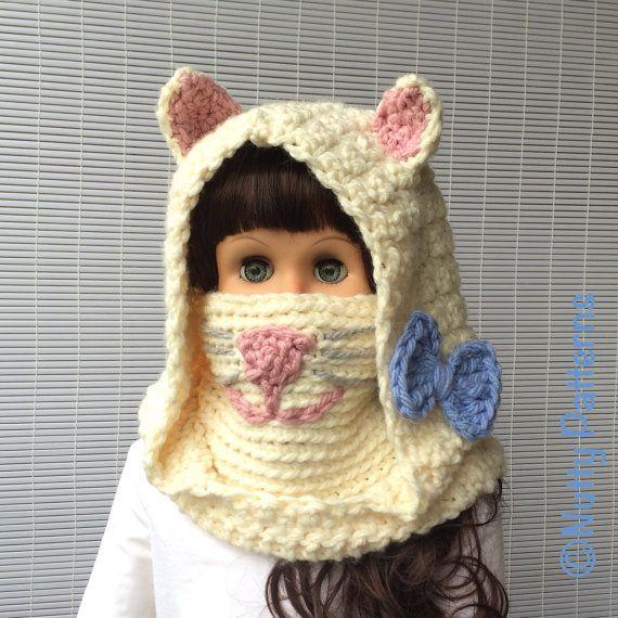 Mejores 53 imágenes de bufandas para niños en Pinterest | Bufandas ...