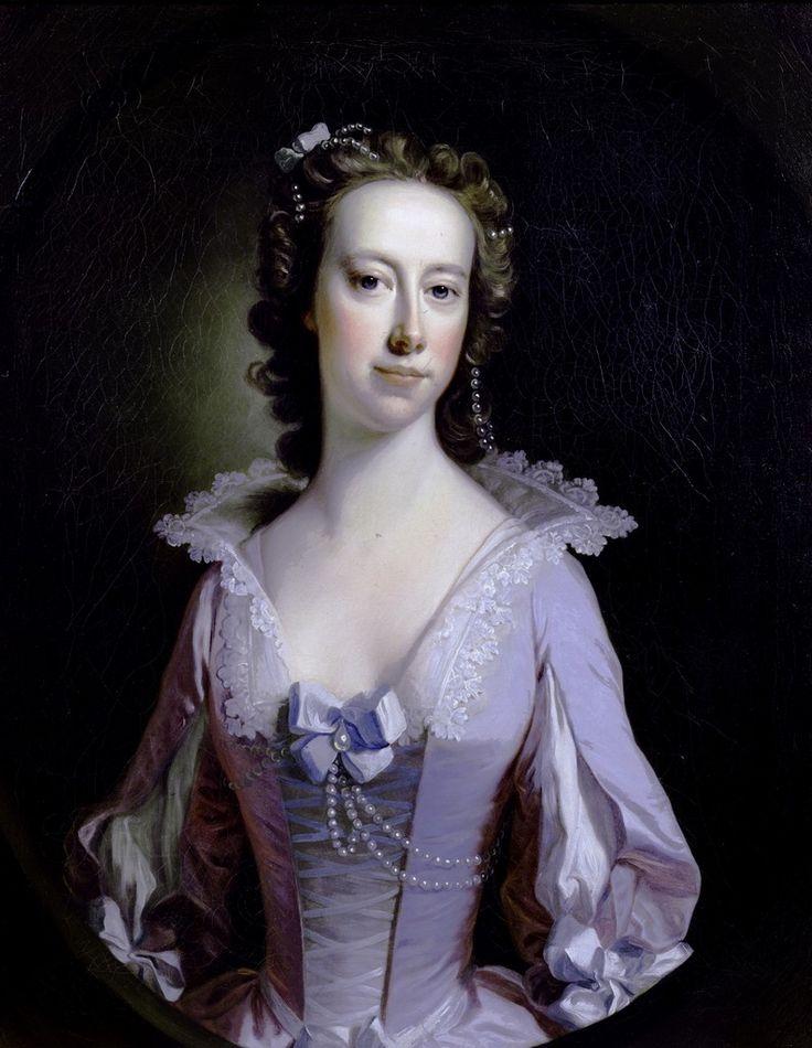American Duchess  Historicism in 1740s Dress