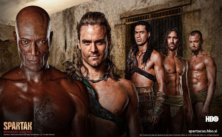 Spartacus Season 3 HD Wallpaper