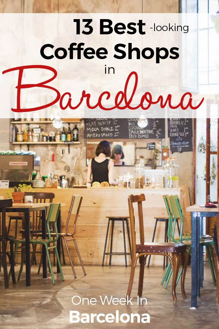 13 Best Coffee Shops in Barcelona 2019 (Hipster, Design + GREAT Café)