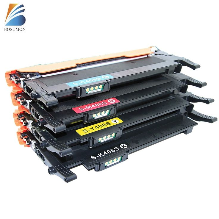 131.10$  Watch here - http://ali4gv.worldwells.pw/go.php?t=32566288488 - Bosumon Toner Cartridges For Samsung CLT-K406S C406S M406S Y406S 406S Toner Cartridges CLP-365W CLX-3305FW Xpress C410W C460FW
