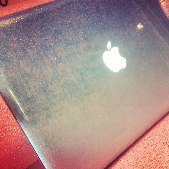 "SALE - Custom order MacBook Pro Case 15""/ 13"" - Ombre"