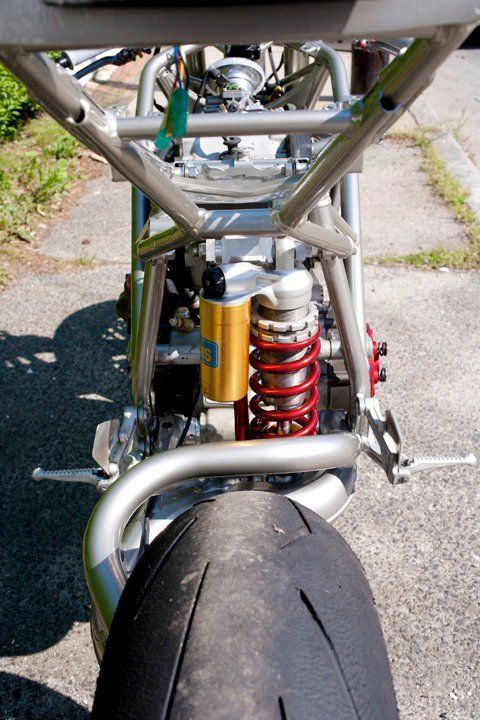 Ducati Cafe Racer project - Speedzilla Motorcycle Message Forums