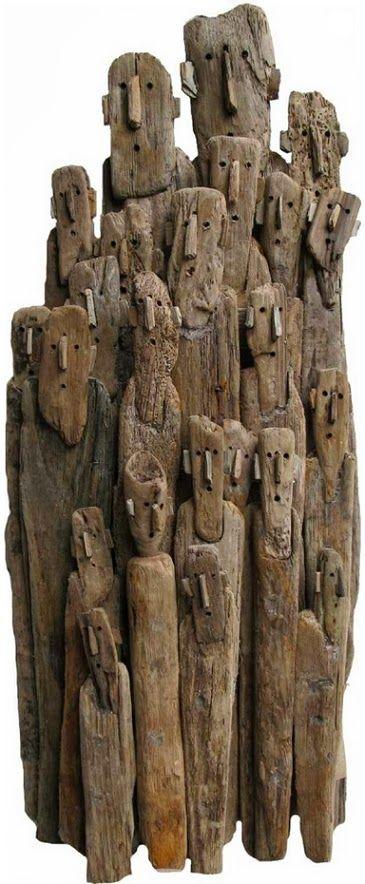 """forma es vacío, vacío es forma: Marc Bourlier - talla, """" escultura """""""