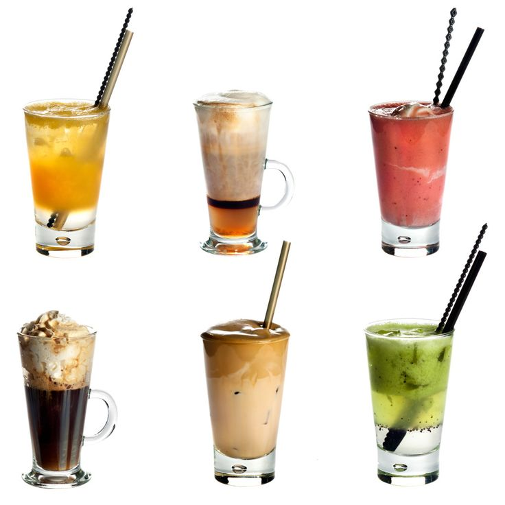 Cafe Euphoria's #1 Selling Hot and Cold Beverages