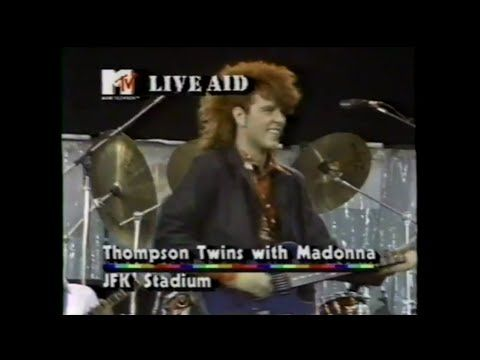 From the palace to a revolution, via a Jewish girl's story of hope and survival. Wishing a happy new year to everyone that's celebrating this week x http://imaginativetraining.com/from-the-palace-to-a-revolu…/ Thompson Twins & Madonna - Revolution (MTV - Live Aid 7/13/1985)