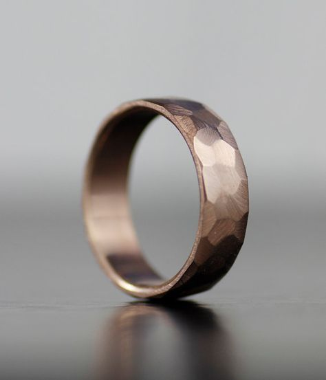faceta banda de boda - venda de la boda de los hombres, venda de la boda de la mujer, color de rosa venda de boda de oro, anillo de bodas de los hombres, anillo de boda de las mujeres, anillo de oro