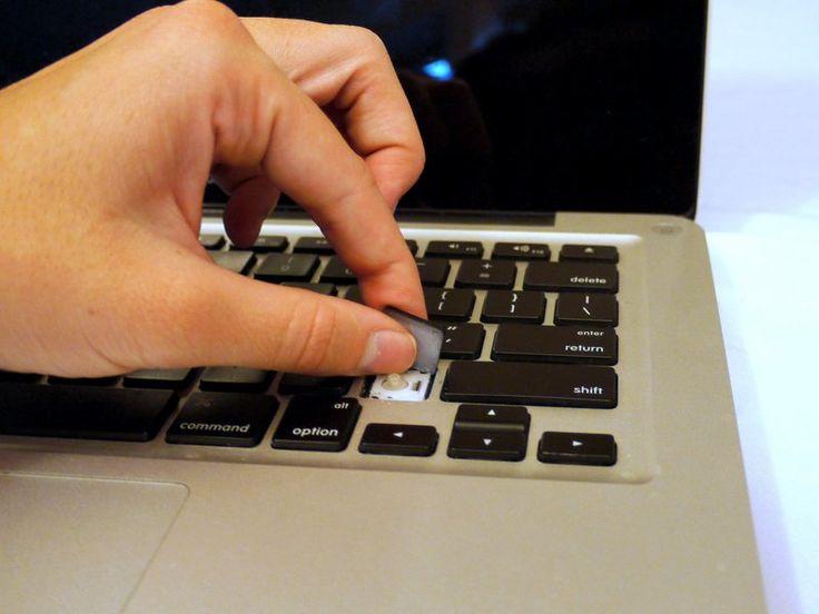 How to fix sticky keyboard keys on a macbook in 2020