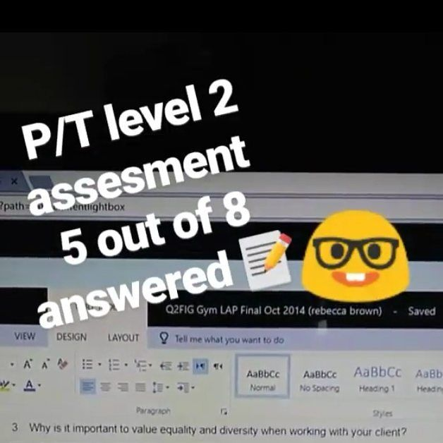 As one course finishes theres always room for another with the @fftacademy @jlwptfitness ����������������#studyinghard #gainingknowledge #homework #level2 #gyminstructor #assessments  #student #2017 #healthy #train #lifting #instafit #weightraining #cardio #competition #bikini #prep #competitor #gymbunny #gymrat #gymlife�� #welsh #fitness http://butimag.com/ipost/1557964065106659222/?code=BWfABARgYeW