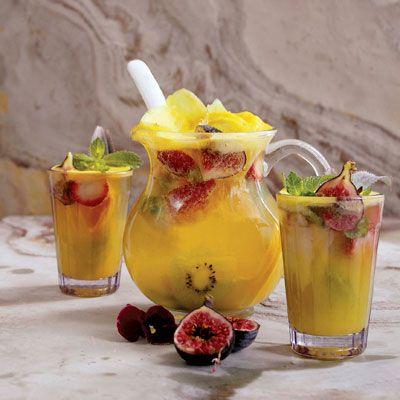 Siba Mtongana's recipe for pineapple-and-ginger zing