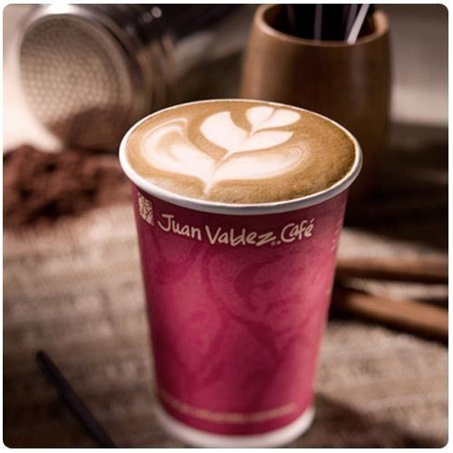 """""""Porque solo hay un café con la firma de Juan Valdez"""" :)"""
