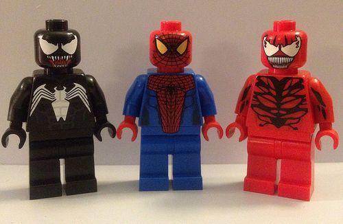 Christo custom minifigures custom lego minifigures toy toy toy pinterest custom lego and - Lego the amazing spider man 3 ...