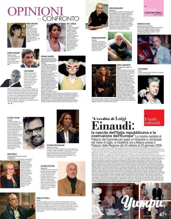 03 rubrica chi lo ha detto.cdr - Donna Impresa Magazine - Magazine with 2 pages: 03 rubrica chi lo ha detto.cdr - Donna Impresa Magazine