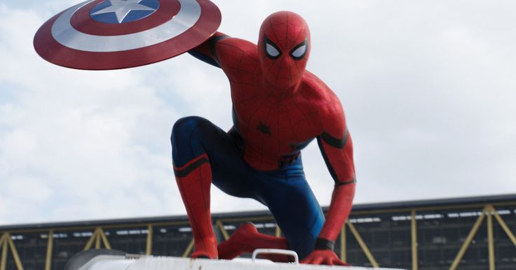 Marvel's 'Spider-Man' Reboot Title Revealed? -- Sony has registered a new URL website name that hints at the title of the upcoming 'Spider-Man' movie. -- http://movieweb.com/spider-man-homecoming-movie-marvel-sony-reboot/