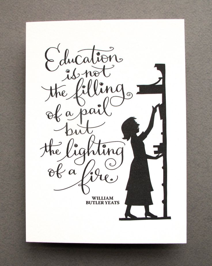 Education Quote homeschool posters Pinterest Our