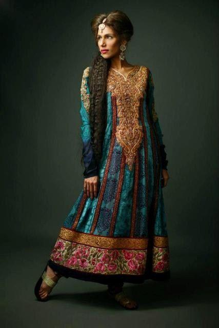 Shamaeel Ansari Formal Wear Collection 2012-2013 For Women
