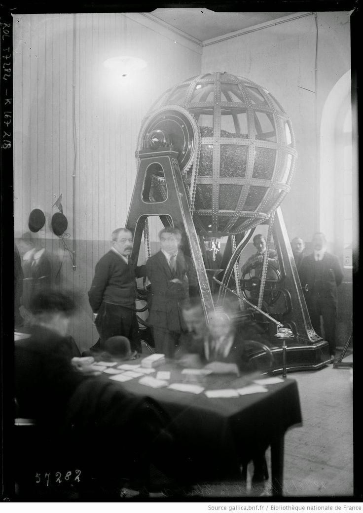 Vieux papiers des Pyrénées-Orientales: Un gagnant à la loterie à Cabestany en 1934