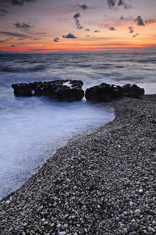 Playa del Montañar , Jávea ( Foto by Pepe Mengual )