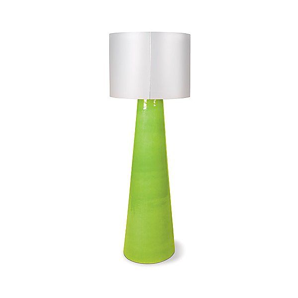 Inda Copenhagen Ceramic Cordless Outdoor Led Floor Lamp By Seasonal Living Color Green 308lt006p2agl Led Floor Lamp Floor Lamp Outdoor Floor Lamps