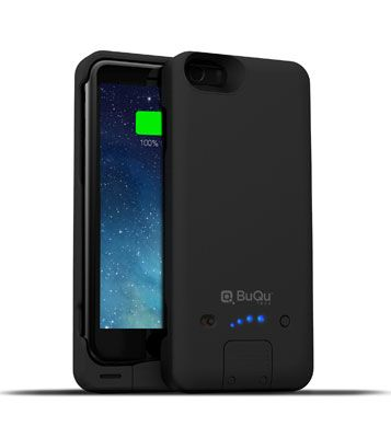buqu tech powerarmour iphone 6 battery case iphone 6 6. Black Bedroom Furniture Sets. Home Design Ideas