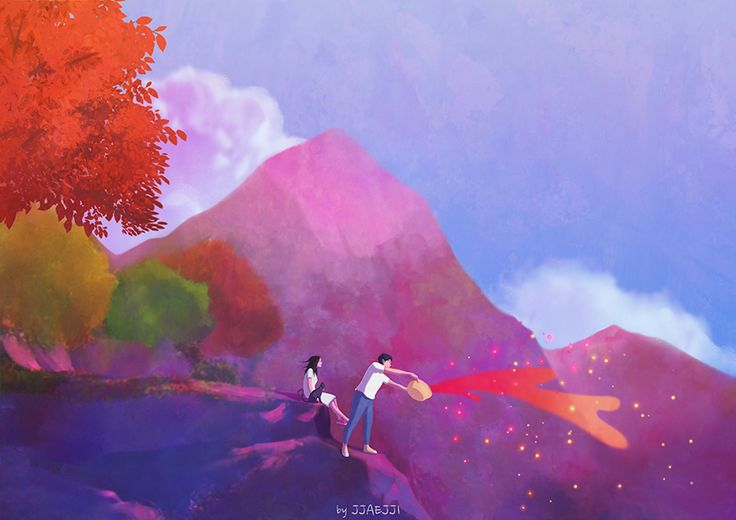 가을색(Autumn color)