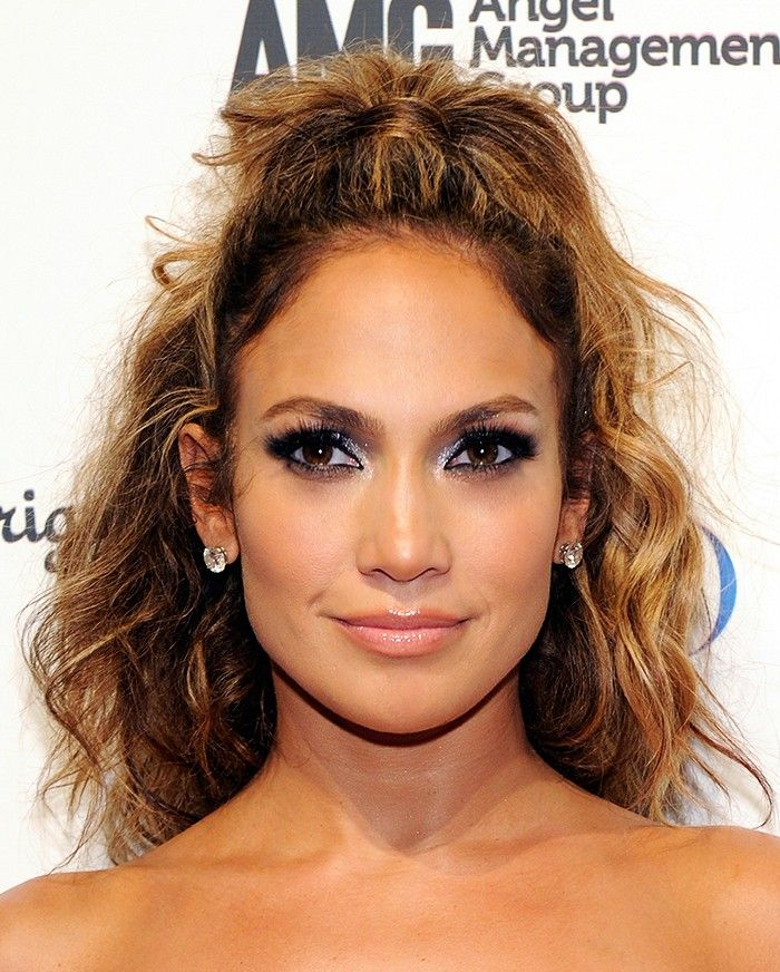 Jlo Hairstyles Mesmerizing 14 Best Jlo Hair & Makeup Images On Pinterest  Jennifer Lopez