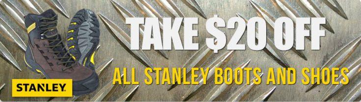 Poor Bill! If only he got himself some Stanley Boots.    #Stanley #Boots   https://workingperson.com/lp/stanley-boots-sale-january-2018.html?utm_medium=social&utm_source=PinterstStanleySale1/25