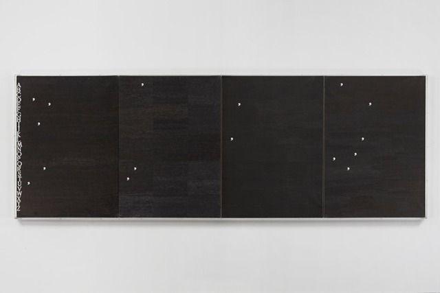 Alighiero e Boetti, 'Udire tra le Parole,' 1977, Ben Brown Fine Arts
