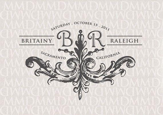 Best Wedding Logos Ideas Only On Pinterest Wedding Stickers