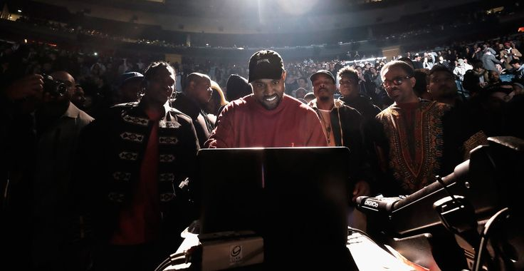 Kanye West's new album may hit Apple Music Spotify tomorrow